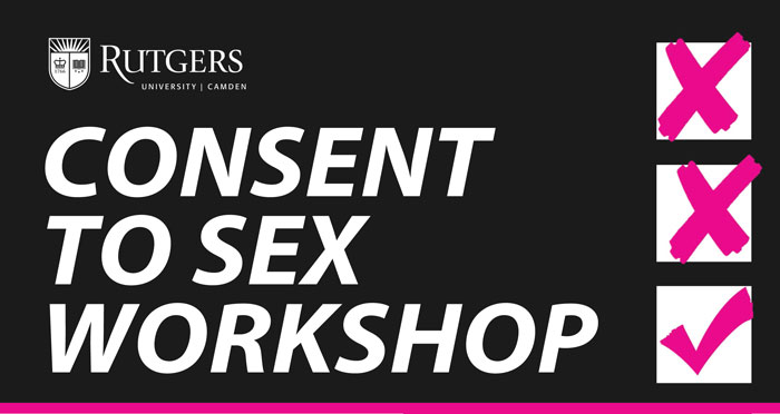 Consent to Sex Workshop