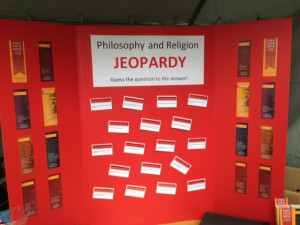 Rutgers Day Jeopardy game