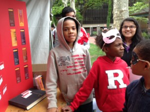 Rutgers Day kids